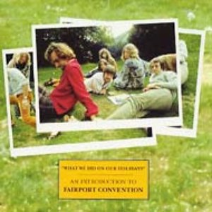 "Image for '""What We Did On Our Holidays"" An Introduction To Fairport Convention'"