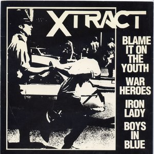 Immagine per 'Blame It On The Youth'