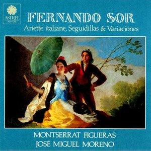 Image for 'Fernando Sor: Ariette Italiane, Seguidillas & Variaciones'