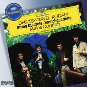 Image for 'Debussy / Ravel / Kodály: String Quartets'