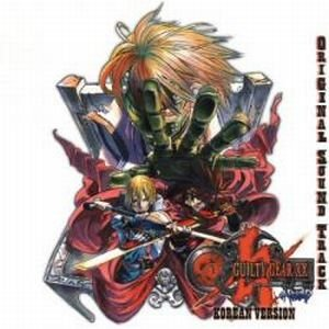 Bild för 'Guilty Gear XX #Reload Korean Version Original Sound Track (DISC.1)'