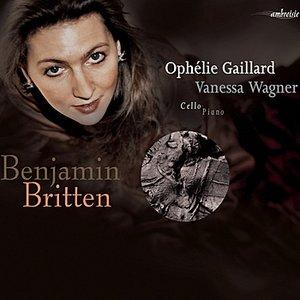 Image for 'Britten: Suites N°2 et N°3 pour violoncelle seul, Sonate pour violoncelle et piano'