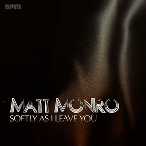 Image pour 'Softly As I Leave You'