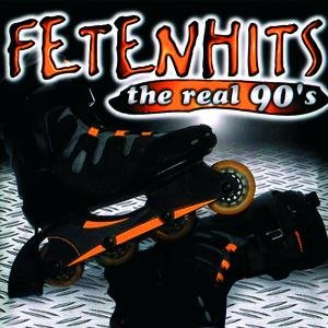 Immagine per 'Fetenhits The Real 90's'