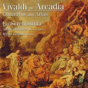 Bild för 'Vivaldi In Arcadia - Concertos And Arias'