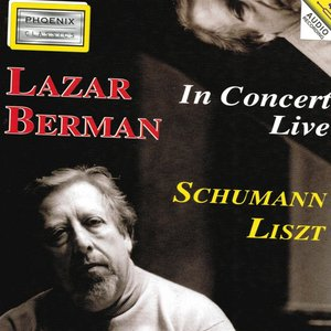 Image for 'Robert Schumann and Ferenc Liszt : Piano In Concert Live'