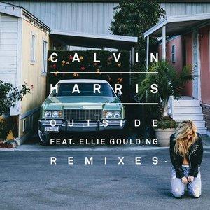 """""""Outside (feat. Ellie Goulding)""""的封面"""