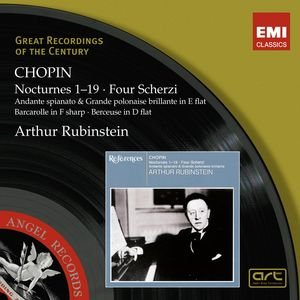 Image for 'Chopin: Nocturnes, etc.'