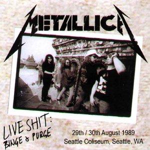 'Live Shit: Seattle Coliseum' için resim