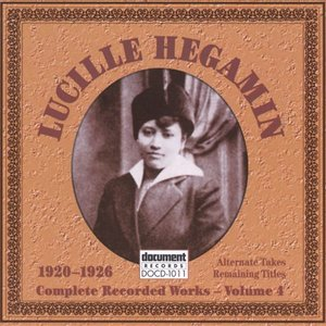 Image for 'Lucille Hegamin Vol. 4 (1920-1926)'