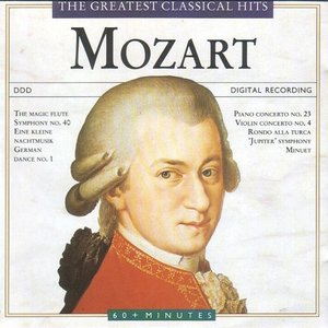Imagem de 'The Greatest Classical Hits of Mozart'