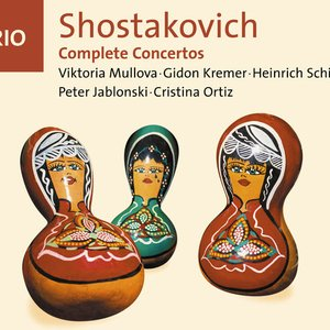 Image for 'Shostakovich: The Complete Concertos'