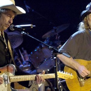 Image for 'Bob Dylan & Willie Nelson'
