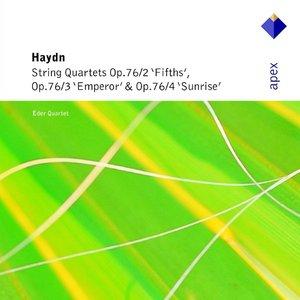 Image for 'Haydn : String Quartets Op.76 Nos 2 - 4'