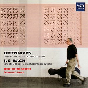 Image for 'Sonata No.3 in A major for Cello and Piano, Op.69: IV. Allegro vivace'