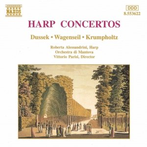 Image for 'DUSSEK / WAGENSEIL / KRUMPHOLTZ: Harp Concertos'