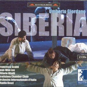 Image for 'Giordano, U.: Siberia [Opera] (Festival Della Valle D'Itria Di Martina Franca, 2003)'
