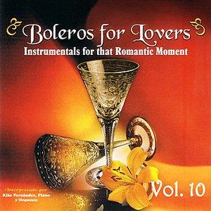 Image for 'Boleros for Lovers Volume 10'