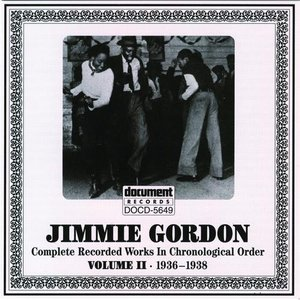 Image for 'Jimmie Gordon Vol. 2 (1936-1938)'