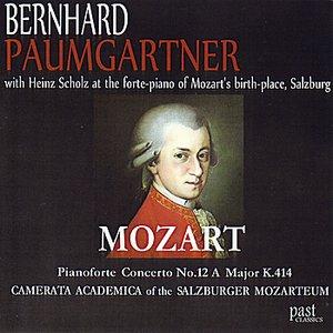 Image for 'Mozart: Pianoforte Concerto No.12 A Major K.414'