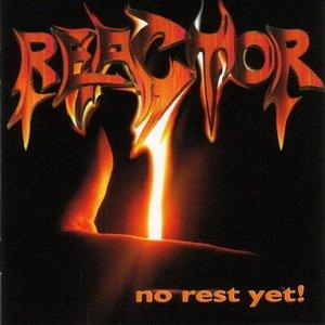 Bild für 'No Rest Yet!'