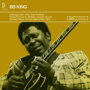 Image for 'Icons: B. B. King'