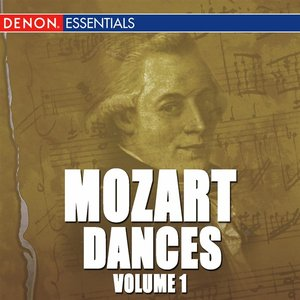 Image for 'Mozart: Dances Vol. 1'