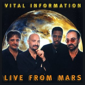 Image pour 'Live from Mars'