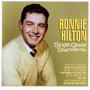 Image for 'Ronnie Hilton Sings Great Standards'