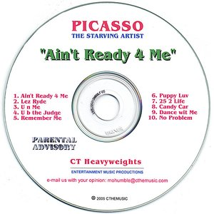 Image for 'Ain't Ready 4 Me'
