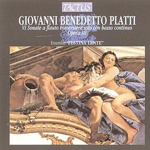 Image for 'Sonata IV in La Maggiore: Allegro'