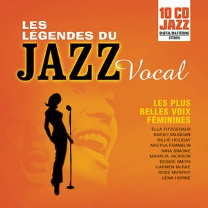 Image for 'Les legendes du jazz vocal'