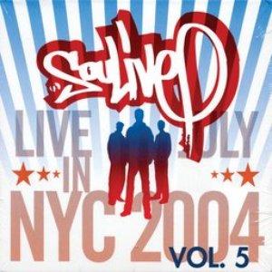 Bild für 'Live in NYC (July 2004), Vol. 5'