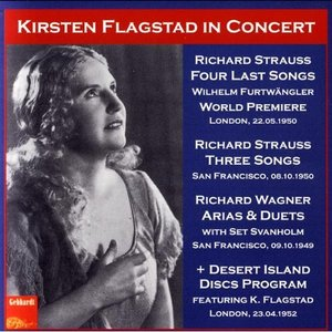 Image for 'In Concert: Strauss & Wagner'