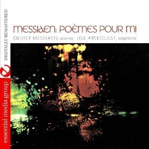 Bild für 'Messiaen: Poemes Pour Mi (Digitally Remastered)'