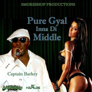 Image for 'Pure Gyal Inna di Middle - Single'
