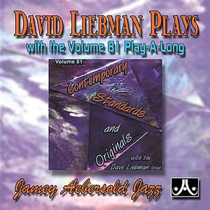 Image for 'David Liebman Plays Contemporary Standards and Originals'