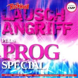 Image for 'RockHard: Lauschangriff, Volume 4: plus Prog Special'