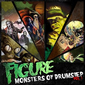 Image for 'Monsters of Drumstep Vol. 1'