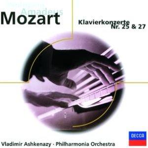 Bild för 'Mozart: Piano Concerto No.25 K.503 & No.27 K.595'