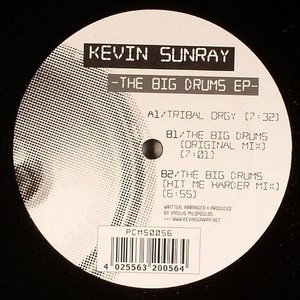 Image for 'Kevin Sunray - The Big Drums EP'