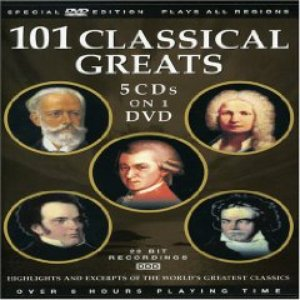 Image for '101 Classical Greats (disc 5)'