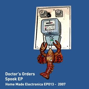 Image for 'Doctor's Orders - Spook - HME EP 013'