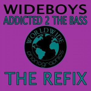 """""""Addicted 2 The Bass""""的封面"""