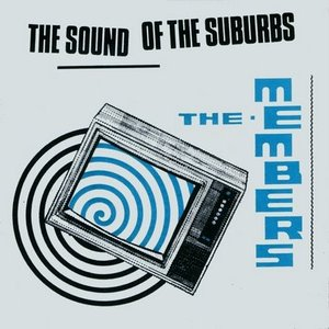 Image for 'The Sound Of The Suburbs'