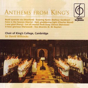 Image for 'Anthems from King's'