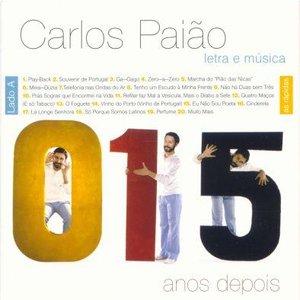 Image for 'Letra e Música: 15 Anos Depois (disc 1)'
