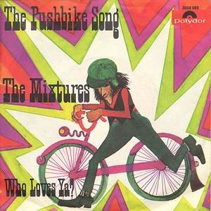 Image pour 'The Push-Bike Song'
