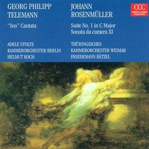 Image for 'Telemann, G.P.: Ino / Rosenmuller, J.: Studenten-Music / Sonate Da Camera No. 11'