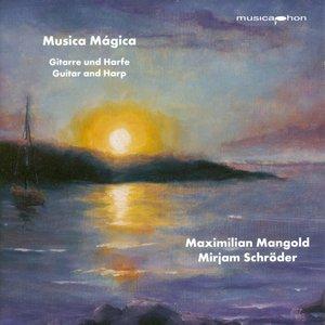 Image for 'Pujol, M.D.: Suite Magica / Cortes, J.M.: Graelsia / Sessler, E.: Sonata for Harp and Guitar (Musica Magica)'